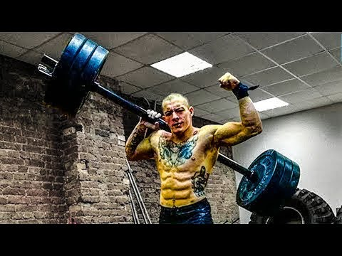 HERCULES From Russia Demonstrates The MIGHTY STRONG - Victor Blud - Motivation