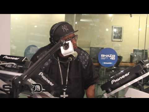 Dj Kayslay interviews Actor/Recording Artist Rotimi on Shade 45