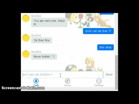Simsimi Gone Wrong D: