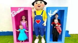 Five Kids Five little dolls Nursery Rhymes & Kids Songs
