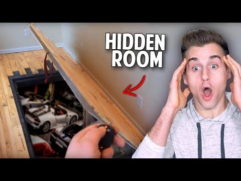 People Who Found Hidden Rooms In Their House!