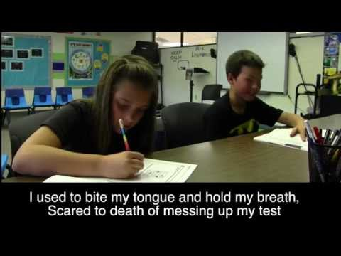 SCORE - Francis Elementary School Testing Video