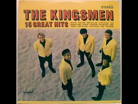 The Kingsmen – Louie Louie Lyrics