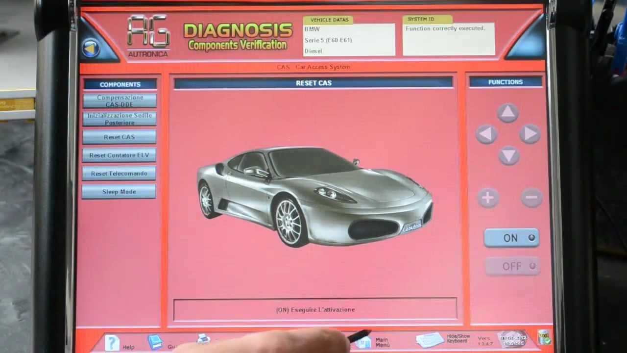 leonardo diagnostic tool: how to use the log function - youtube