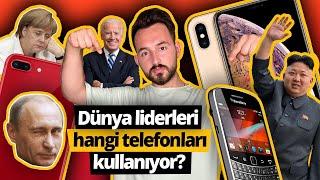 Dünya liderleri hangi telefonları kullanıyor? - Tahmin ettik!