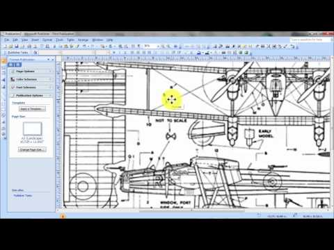 how-to-enlarge-and-print-3-view-scale-plans-for-model-aircraft.