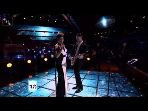 130Tessanne Chin and Adam Levine Let It BeLegendado