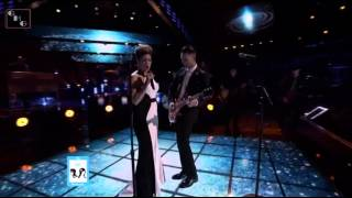 130   Tessanne Chin and Adam Levine Let It Be  Legendado