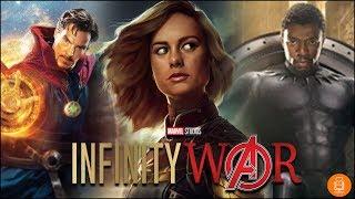 Chris Evans Confirms Captain Marvel for Avengers Infinity War