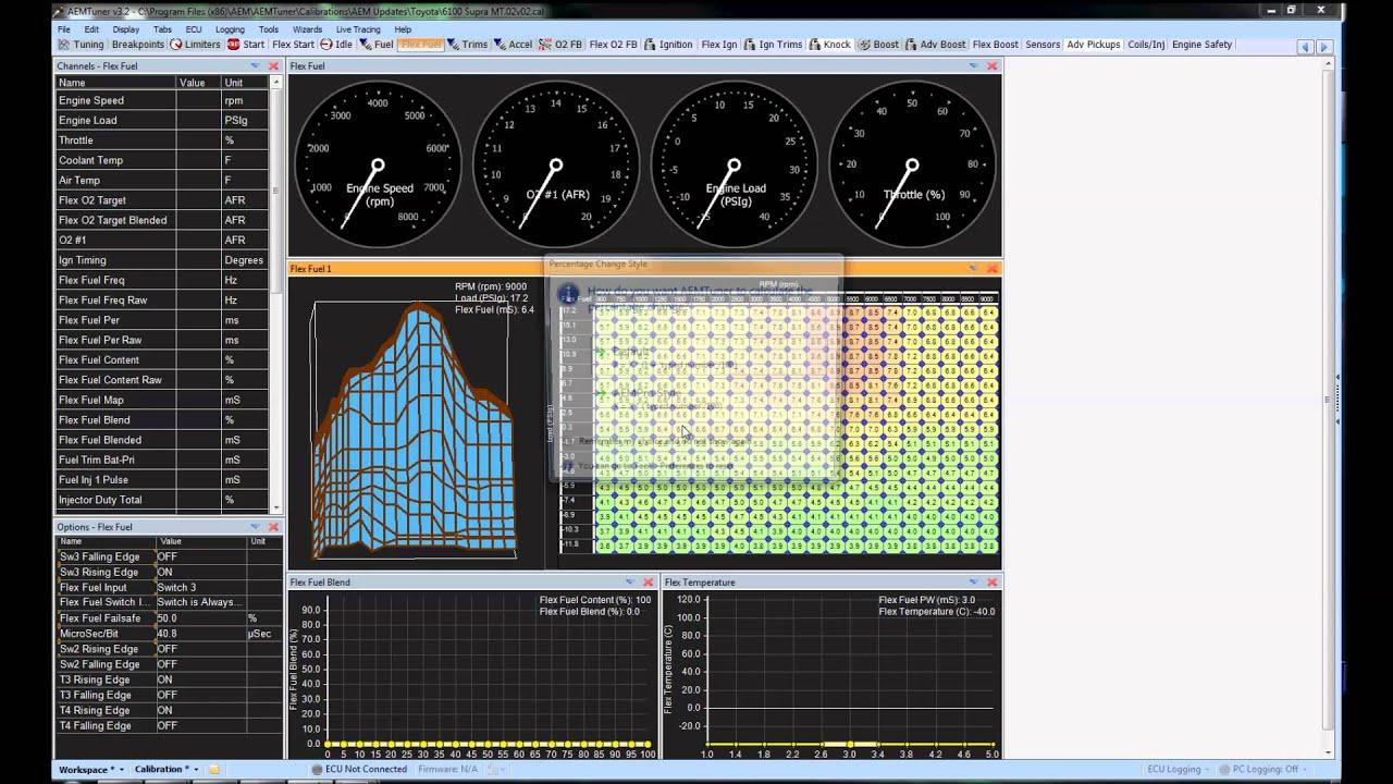 medium resolution of how to tune aem flex fuel
