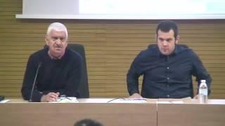 Seminario Cambio climático y global, incendios y uso del fuego en ecosistemas mediterráneos