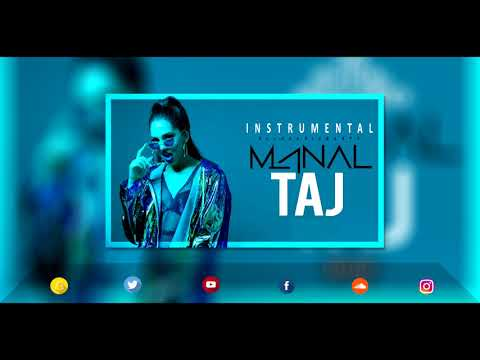 Manal - Taj [Official Music Video] instrumental [By : Allo Ouais Beats]