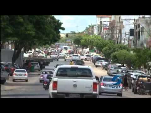 Veja como ficou a cidade de Teixeira de Freitas durante o feriado prolongado.