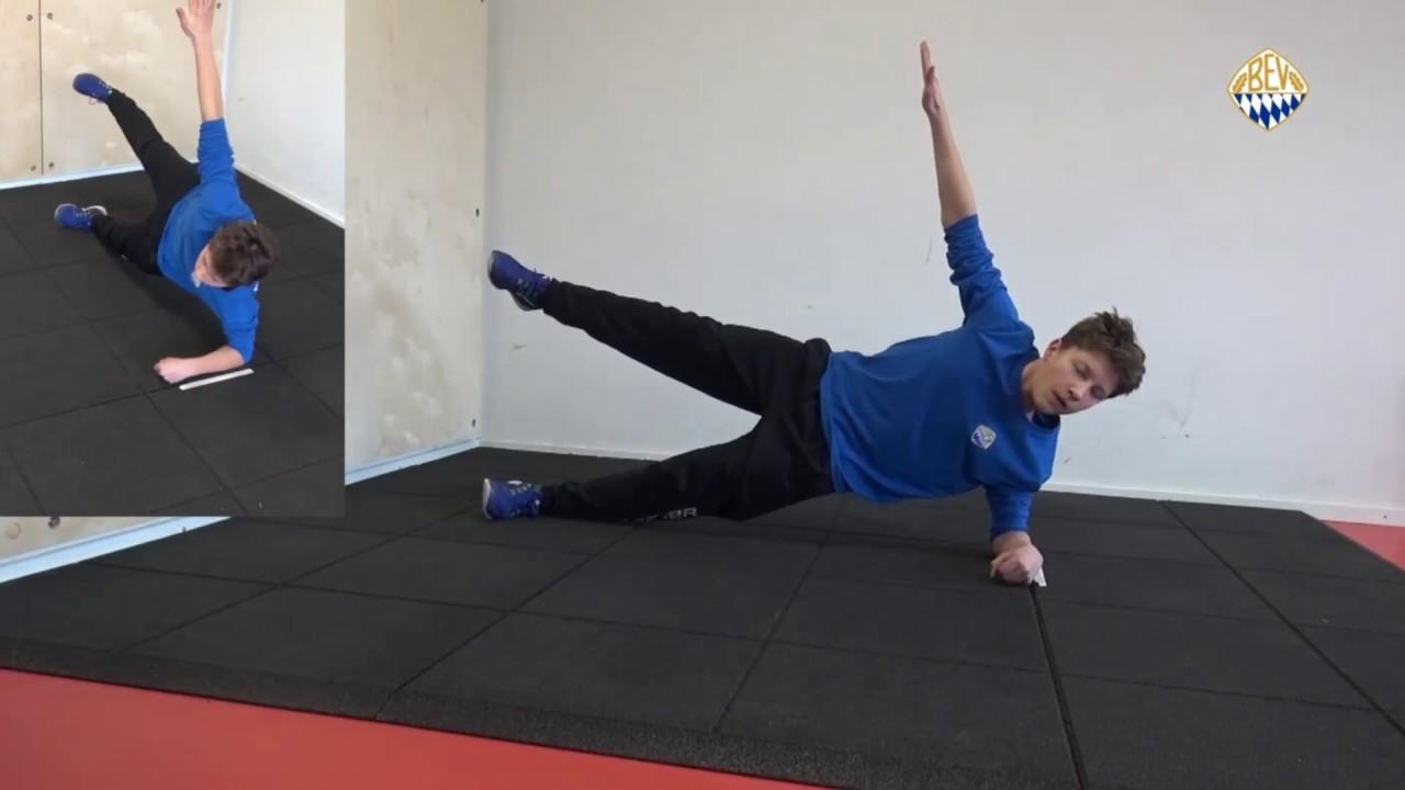 Haltegymnastik Teil 2
