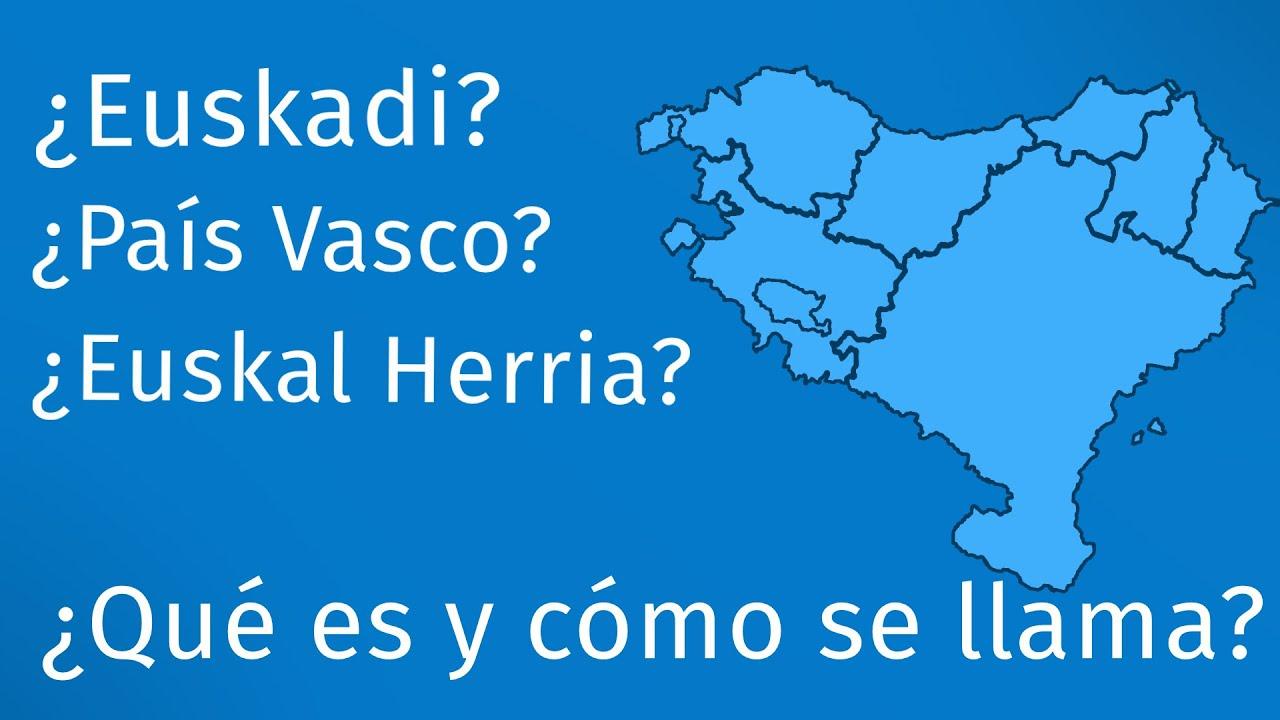 Download ¿Qué son Euskadi, Euskal Herria y País Vasco?