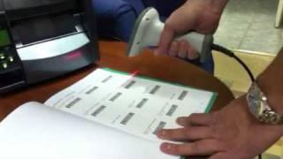 Печать этикеток на принтере без компьютера(Если требуется печатать несколько видов этикеток на принтере, можно использовать его встроенную память..., 2011-11-15T07:03:17.000Z)