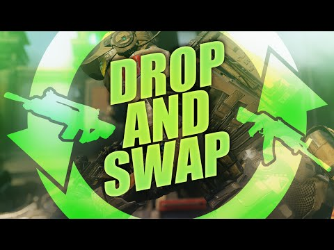 Black Ops 3 Fun Challenge in SnD - The Drop and Swap