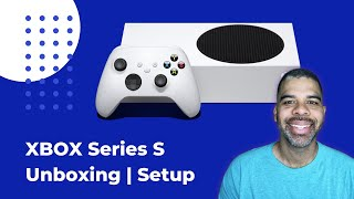 Xbox Series S - Unboxing, Setup, and System Tour