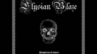 Elysian Blaze - In Silence and Demise