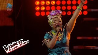 Siki Jo-An – 'African Dream' | Live Shows | The Voice SA | M-Net