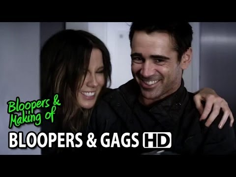 Total Recall (2012) Bloopers Outtakes Gag Reel (Part2/2) poster