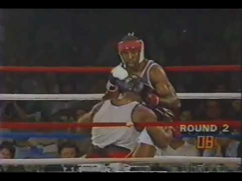 1984 henry tillman v mike tyson amateurs 1 full fight high quality extras