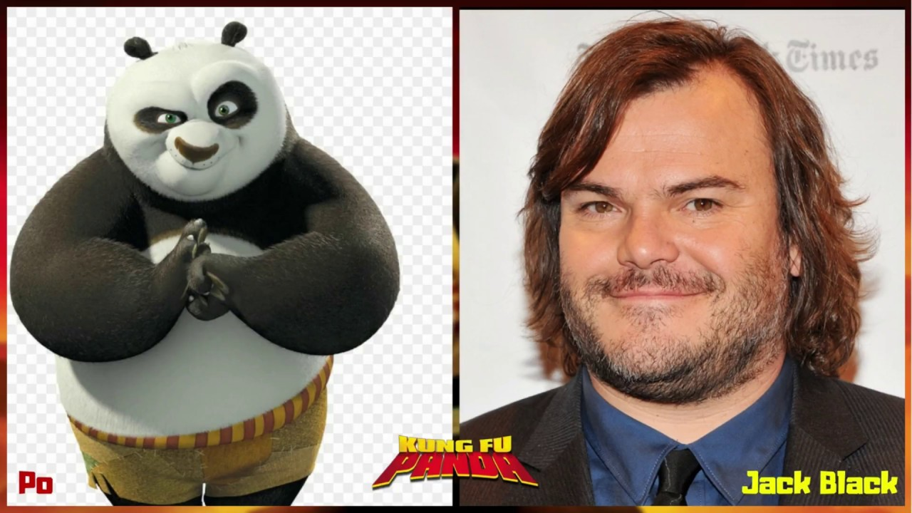 Kung Fu Panda Characters And Voice Actors 2018 Tvshowsawesome Youtube