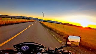 Love These Sunset Rides!! • Missed a Dual Vlog! | TheSmoaks Vlog_1098