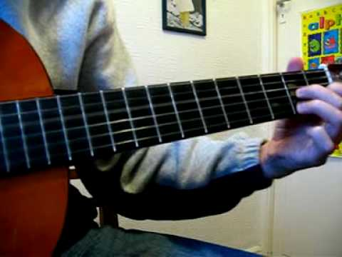 Through It All Hillsong guitar cover (You are Forever in my Life)