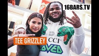 Tee Grizzley Interview: 6ix9ine, Nicki Minaj, lyrics, probation, industry peers & Eminem (16BARS.TV)