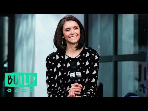Nina Dobrev Talks About Her Men's Health Magazine Photoshoot