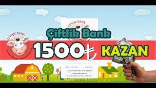 Çiftlik Bank Para Kazanma | Günde 50TL (Gerçek Bir Çiftlik!)[HD]