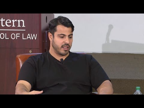 A.I. in the legal profession | A fireside chat with Andrew Arruda at Northwestern Law School