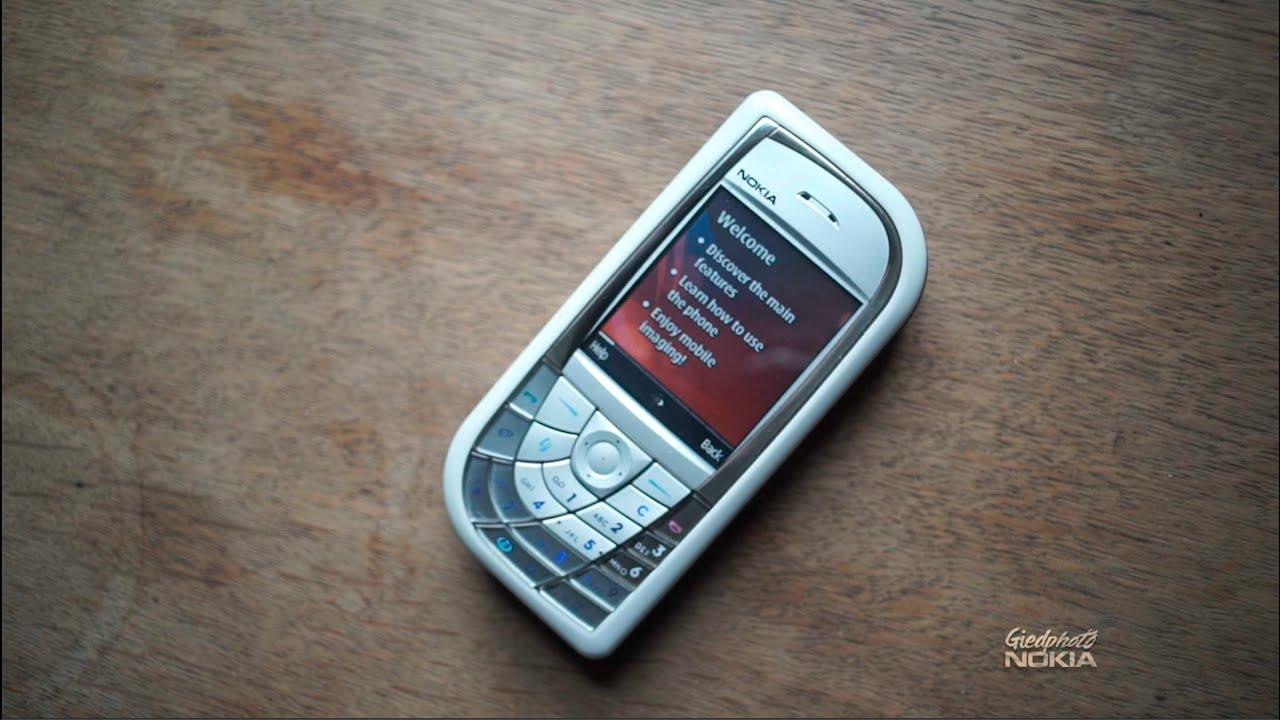 Welcome Intro to Nokia 7610 Ringtone (NAME IT!)