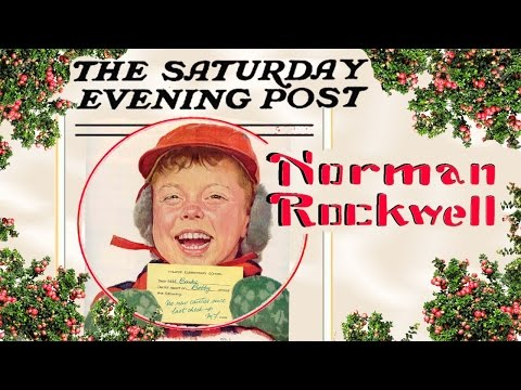 TCE #009 The Norman Rockwell Experience|Christmas - Red Lion Inn - Museum - Stockbridge, MA - VLOG