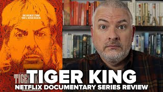 Tiger King: Murder, Mayhem and Madness (2020) Netflix Documentary Series Review