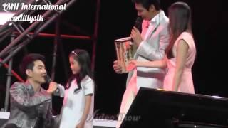 Lee Min Ho Beijing FM 20140615 'Heart Beat'