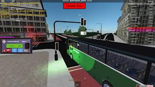 Roblox Canterbury & District Bus Simulator V4 Beta Part 2 Route 17