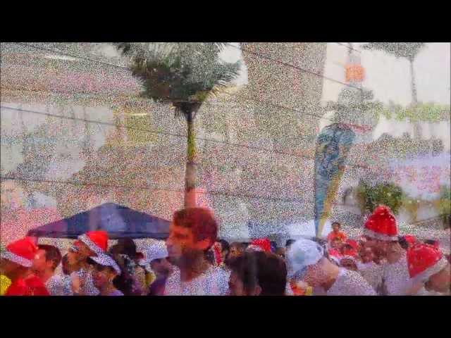 Corrida de natal de Blumenau 2013