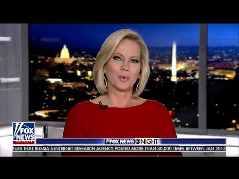 Fox News @ Night - Shannon Bream - Debut Episode - October 30, 2017 - Archive