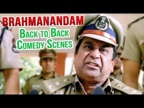 Brahmanandam All Time Hit Comedy Scenes Epi 5 || Non - Stop Back To Back Telugu Comedy Scenes