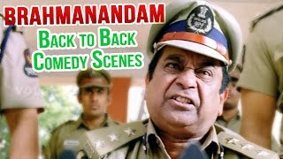 Brahmanandam All Time Hit Comedy Scenes Epi 5 || Non - Stop Back To Back Telugu Comedy Scenes