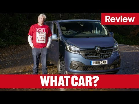 2020 Renault Trafic Review   Edd China's In-depth Review   What Car?