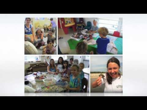 Summer Camp at the Long Beach Island Foundation of the Arts and Sciences