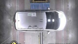 Euro NCAP | Opel/Vauxhall Meriva | 2010 | Crash test