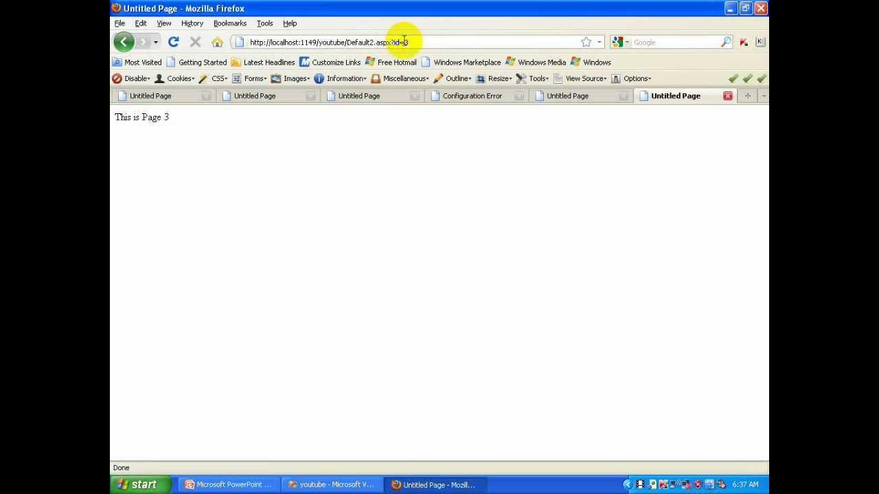 Webrankinfo url rewriting asp
