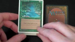 Magic: The Gathering - Fourth Edition - Booster Opening