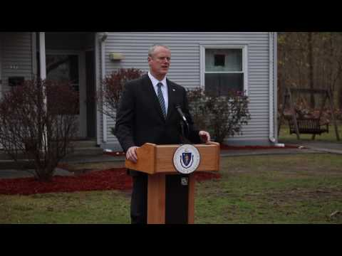 EARTH WEEK: Governor Baker announces affordable access to clean and efficient energy programs