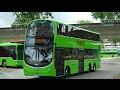 Go-Ahead Singapore Bus Service 17A, SBS6540U (Timelapse)