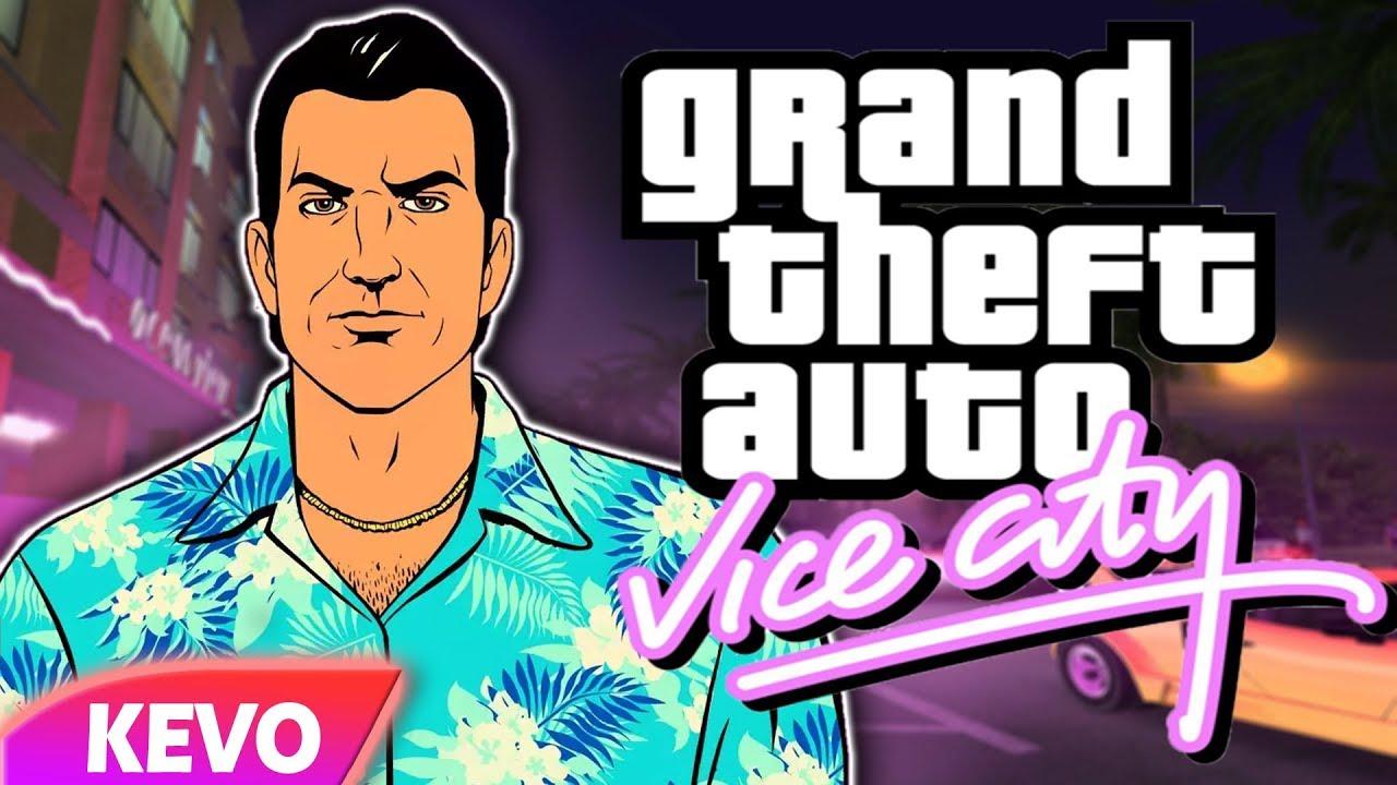 GTA: Vice City But It's 2018